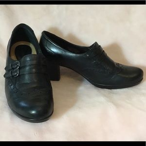 Earth brand Black Leather Shoes